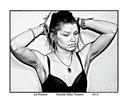 La Femme by Donald Yenson