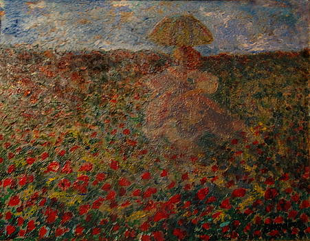 La Femme du Provence by Penfield Hondros