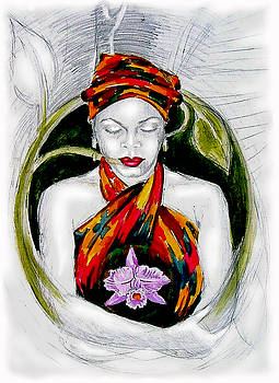 La flor interna by Samuel Lind