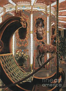 La Giostra Carousel by Kelly Borsheim