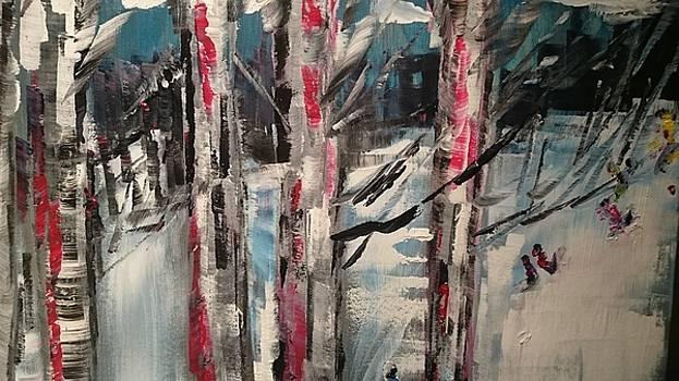 La glisse by Danielle Landry