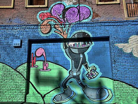 Chuck Kuhn - LA Graffiti Art