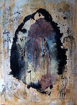 Rochelle Mayer - La grotte des fees