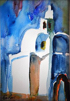 La Iglesia by Neva Rossi