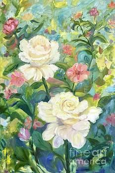 La Jolla Garden by Patsy Walton