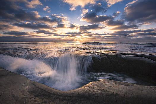 La Jolla Sunset by Jason Bates