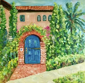 La Jolla Villa by Patsy Walton