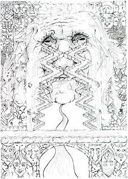 La Llorona Sombra de Arreguin by Doug Johnson