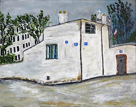 La maison de Berlioz by Mario Carta