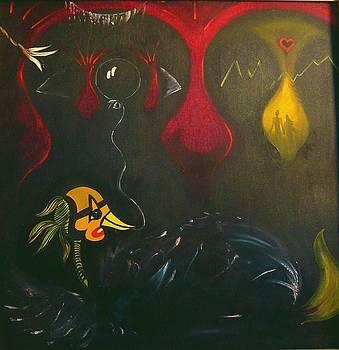 La Malade Imaginaire by Zsuzsa Sedah Mathe