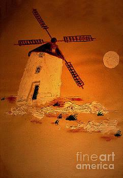 Valerie Anne Kelly - La Mancha