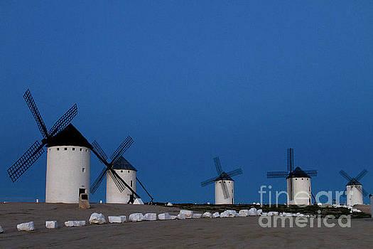 Heiko Koehrer-Wagner - La Mancha Windmills