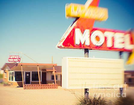 Sonja Quintero - La Mesa Vacancy Motel Sign