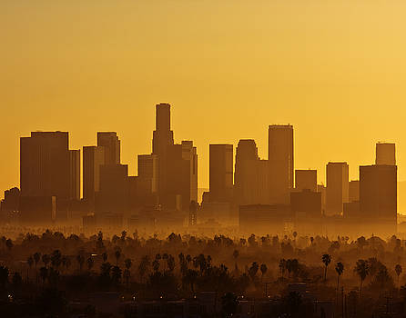 L. A. Morning by Ron Dubin