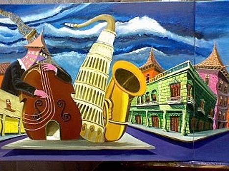 La Musica En El Mundo by Celestino Hernandez