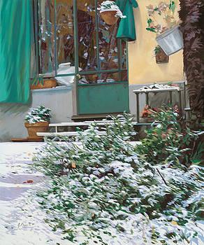 La Neve A Casa by Guido Borelli