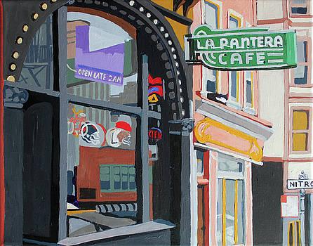 La Pantera by Melinda Patrick