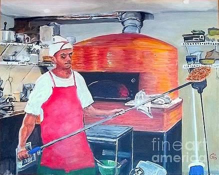 La Pizza e Pronto  by Frank Giordano