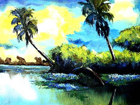 La Playa by Pedro Bautista Mendez