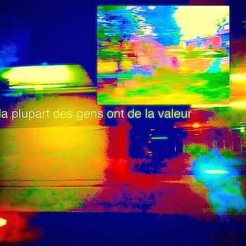 La Plupart Des Gens Ont De La Valeur Most People Are Valuable by Contemporary Luxury Fine Art