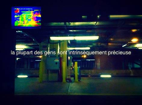 La Plupart Des Gens Sont Intrinsequement Precieuse Most People Are Inherently Precious by Contemporary Luxury Fine Art