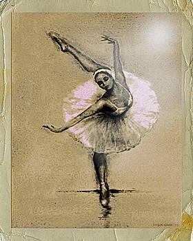 La Prima Ballerina by Jorge Gaete