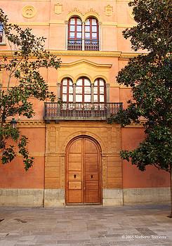 La Puerta - Spain 1852 by Norberto Torriente