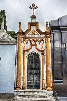 La Recoleta Cemetery by Nathan Larson