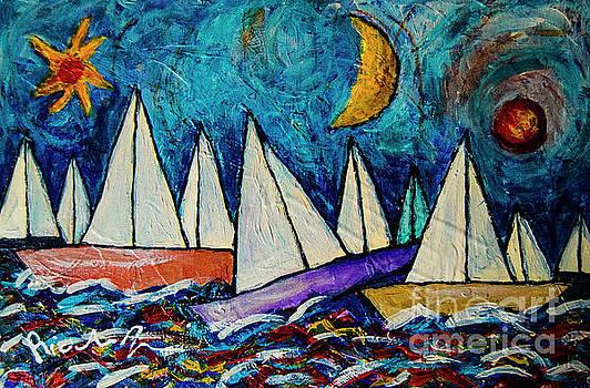 Riccardo Maffioli - La regata