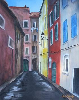 La Rue by Erin Wildsmith