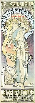 Alphonse Mucha - La Samaritaine