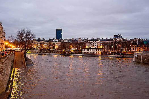 Art Block Collections - La Seine