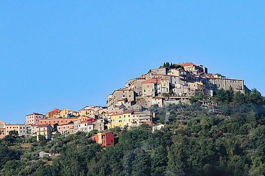 Allan Levin - La Spezia thru the heart of Tuscany to Florence