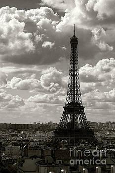 La tour Eiffel by Joerg Lingnau