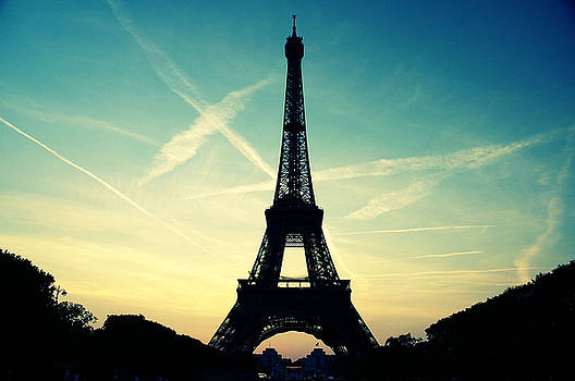 La Tour Eiffel - The Eiffel Tower #1 by Jonathan Charpentier photography