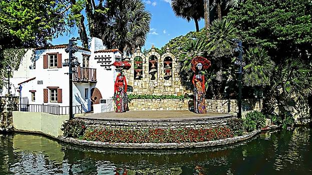 La Vallita - Day of the Dead by Joseph Hendrix