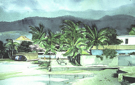La Vela by Douglas Teller