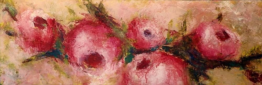 La Vie en Rose III by Liesbeth Verboven