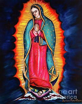 La Virgen by Barbara Rivera