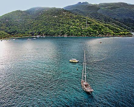 Labadee Bay Haiti by Allan Einhorn
