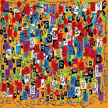 Laberinto multicolor by Eliso Ignacio Silva