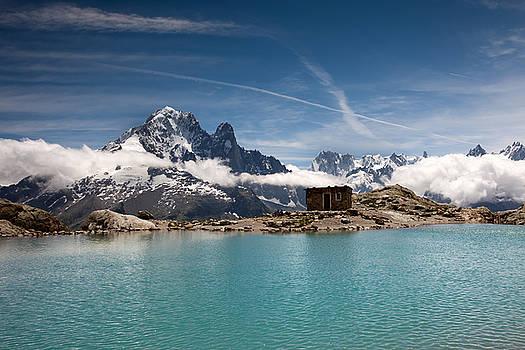 Lac Blanc by Aivar Mikko