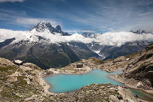 Aivar Mikko - Lac Blanc and Mont Blanc Massif