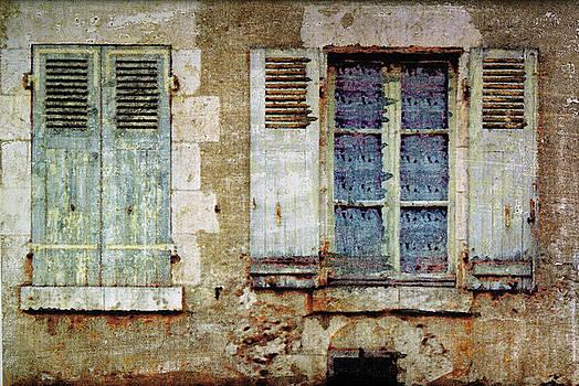 Lace WIndow by Bob Senesac