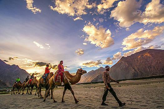 Ladakh by Aman Chotani