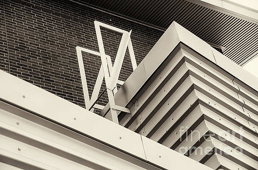 Ladder and Lines by Jay Ressler