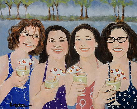 Ladies of the Lake by Carole Katchen