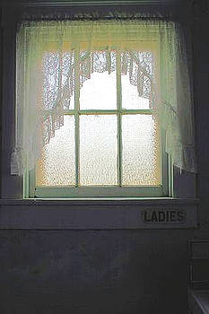 Ladies Window by Paulette Maffucci