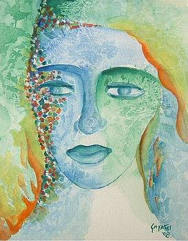 Lady Aflame by Gayatri Manchanda
