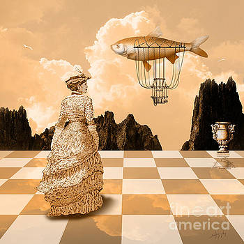 Lady by Alexa Szlavics